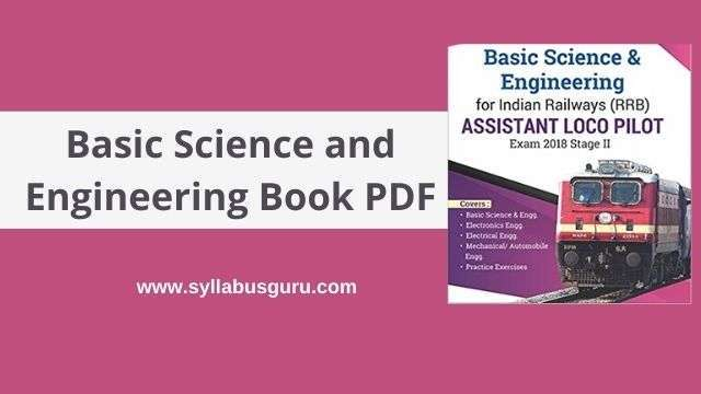 basic science and engineering pdf