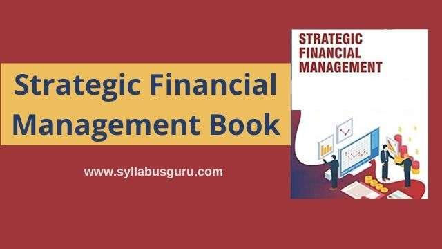 Strategic financial management book free download
