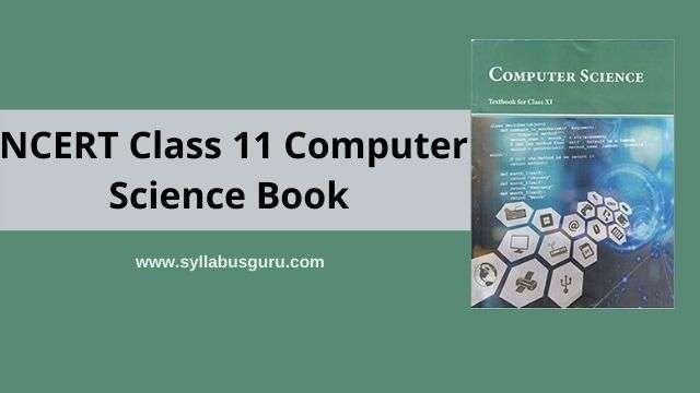 class 11 computer science book pdf download