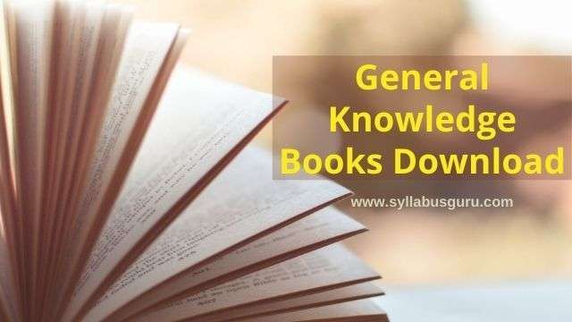 gk pdf download