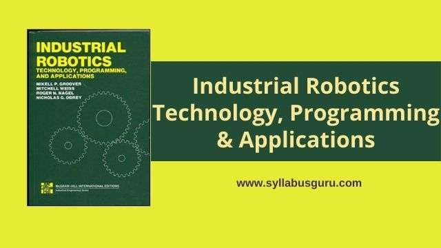industrial robotics by groover pdf free download