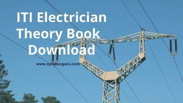 arihant iti electrician book pdf